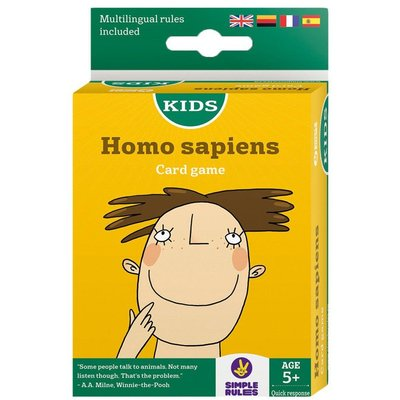 【 智人 Homo Sapiens 】