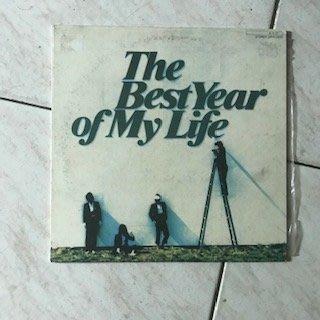 ~春庄生活美學小舖~2手黑膠LP      OFF COURSE/THE BEST YEAR OF MY LIFE 日版