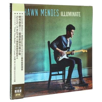 俊雄雜貨鋪 正版 肖恩門德斯Shawn Mendes Illuminate 專輯CD+歌詞本 豪華版