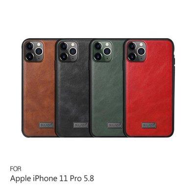 【愛瘋潮】SULADA Apple iPhone 11 Pro (5.8吋) 皮紋保護套 手機殼 保護殼