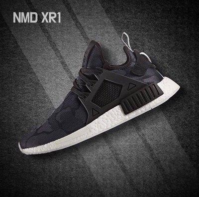 預購 Adidas Original NMD XR1 迷彩 黑、白、綠、藍、粉 (正版公司貨)  韓國新發售