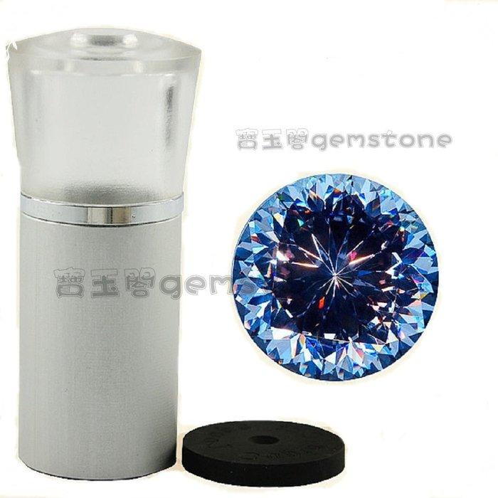 玉見真實 珠寶鑑定儀器-八心八箭切工鏡 車工鏡 觀測鏡 5倍 塔式 鑽石寶石檢驗 觀察  MCOTDT001