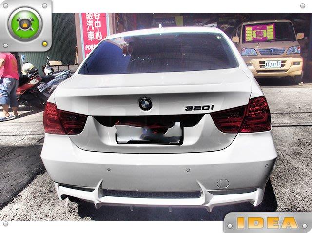 DJD20102442  BMW E90 09 11 12年 4門LCI小改款 德國件 全LED外側尾燈 一顆4500