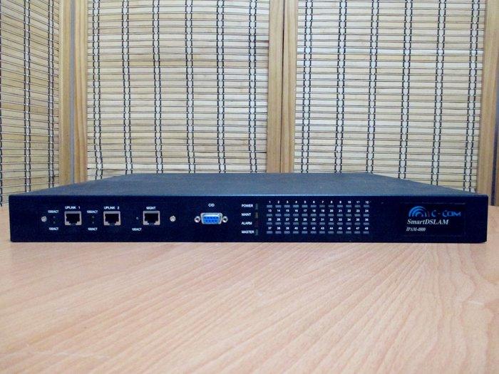 康榮科技全球二手測試儀器領導廠C-COM IPAM4800 (IP48-AGT6CGA-A-B01)SmartDSLAM