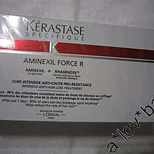 GB71 Kerastase FORCE R intensive anti-hair loss reduce 防脫髮療程