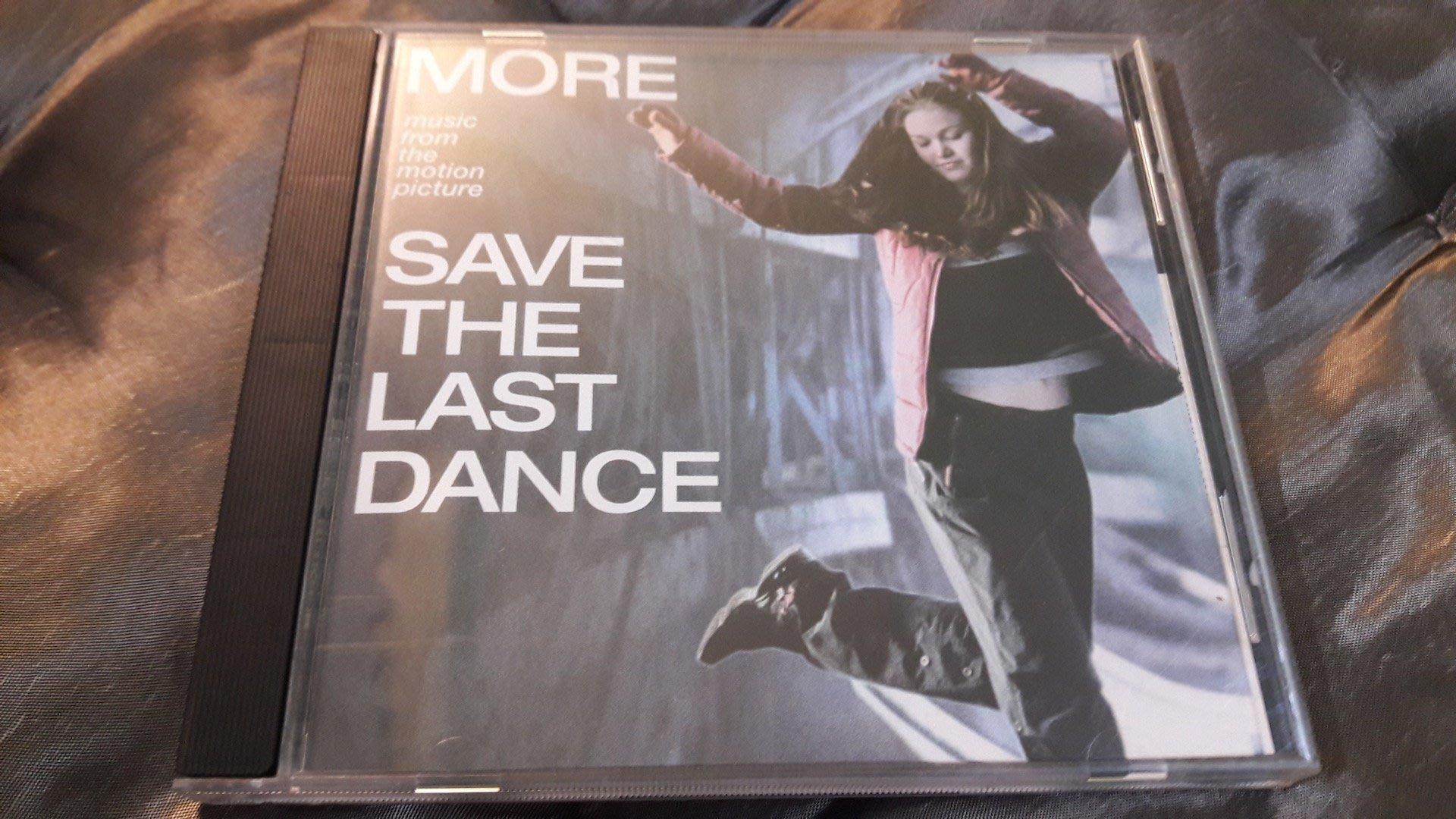 留住最後一支舞 電影原聲帶 續篇/ More music from Save The Last Dance-二手CD