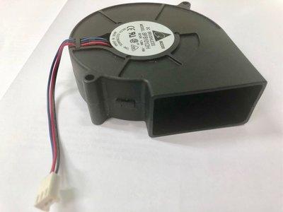 98%新「Brushless」重身turbo渦輪增壓式 散熱 風扇 charger heat dispense fan