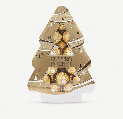 (預購)(聖誕限定🎄)12顆 金沙聖誕樹 Ferrero Rocher Christmas tree selection 12-piece