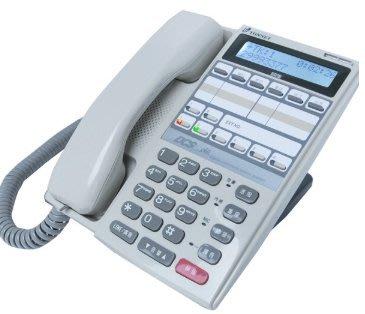 【胖胖秀OA】通航Tonnet TD-8315DKF(取代TD-8315D) 8鍵顯示型話機※含稅※