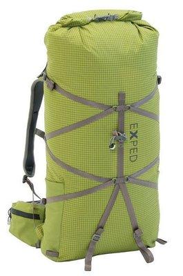 Exped Lightning 45 Pack-Lichen Green 露營背囊
