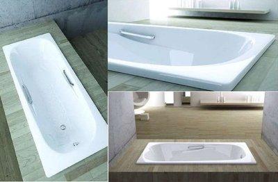 BLB 琺瑯鋼板浴缸 170*75*41 cm