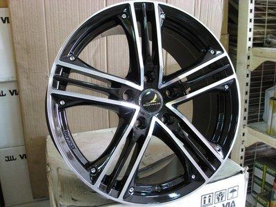 18吋(842)鋁圈+18吋輪胎~適用:FOCUS.MONDEO.KUGA.V40(完工價)非WEDS ZEA