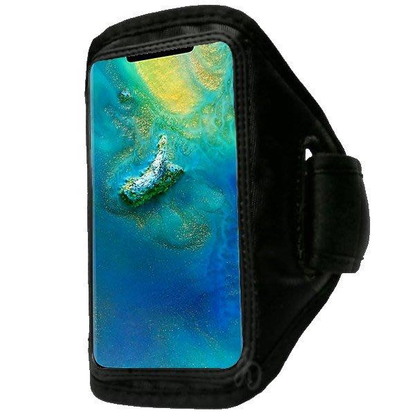 HUAWEI Mate 20 Pro 6.39吋 簡約風 運動臂套 手機 運動 臂帶 臂袋 手臂套