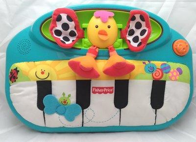 ☆翔祐之家☆ 玩具 Fisher Price 費雪 頑皮鳥踢踢腳鋼琴 (二手出售) (A-200330-SY)