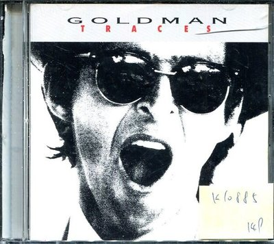 *真音樂* GOLDMAN / TRACES 二手 K10885 (下標賣1)