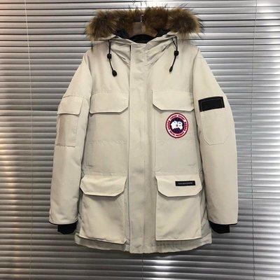 特價CANADA GOOSE加拿大鵝 08款羽絨鋪棉外套