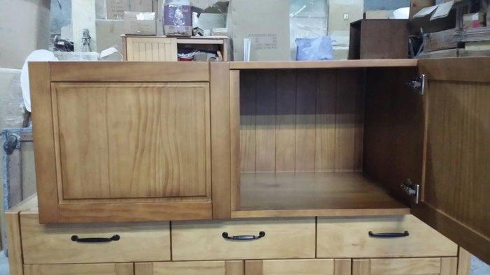 美生活館 鄉村風格 全紐松 柚木色 兩門衣櫃 棉被櫃 收納櫃 置物櫃 輔助櫃 衣櫥 行李箱櫃 也可修改尺寸顏色再報價