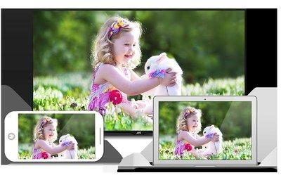 免運費+送基本安裝 JVC 55吋 防眩光 低藍光 4K 連網 UHD LED液晶 電視/顯示器 55X (視訊盒另購)