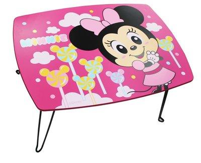芊金小坊 正版迪士尼米奇米妮和室桌台灣製 小桌子 折疊桌