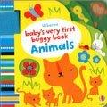 *小貝比的家*BABY'S VERY FIRST BUGGY BOOKS:ANIMALS/硬頁書