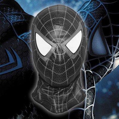 cosplay蜘蛛人面具 紅色蜘蛛人 面罩 精製特製面具 另有全身套裝訂製款
