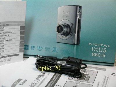 CANON USB 傳輸線 ISUX 285 EOS 6D2 1DX2 7D2 EOS M5 G7X M2 G1X M3 台中市