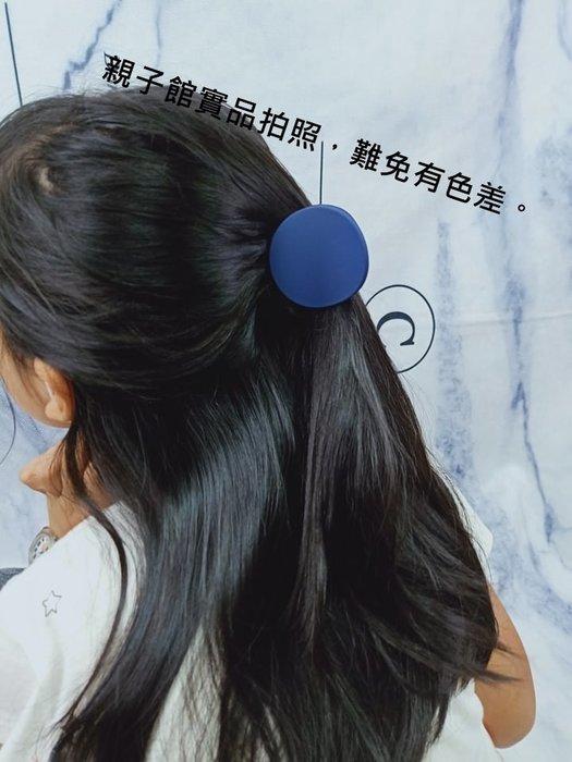 【♥豪美親子館♥】糖果色髮夾/髮夾/抓夾/圓型髮夾/純色飾品