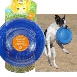 【🐱🐶培菓寵物48H出貨🐰🐹】STAR MARK》星記互動式浮水飛盤大型犬 特價299元