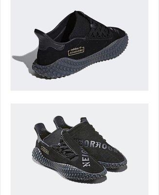 全新 adidas Originals by Neighborhood Kamanda (2色)