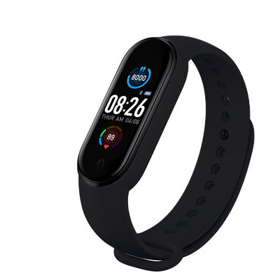 🔹可通用小米華為安卓蘋果M5手環🔹  運動M5簡訊來電提醒 智慧手錶 防水手環 藍牙手錶 手環 手錶 M5