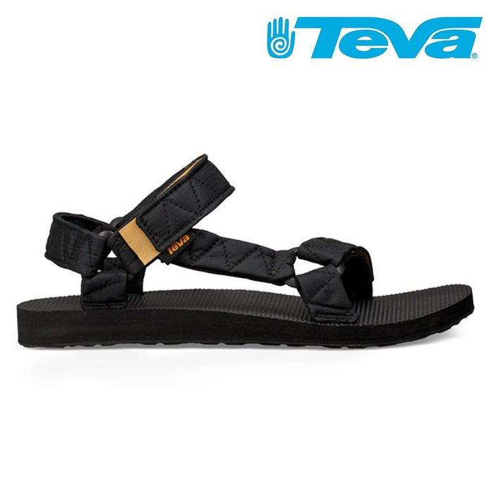 《BEST SPORTS倍斯特體育》TEVA Original Universal 休閒涼鞋 TV1018546BLK