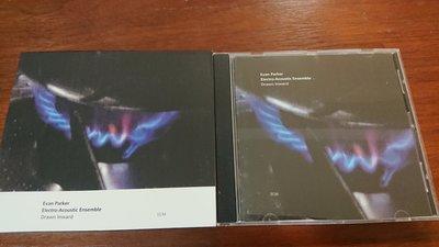 Evan Parker Drawn Inward  經典ecm cd爵士古典發燒錄音盤寂靜以外最美的聲音罕見絕版品德國版ECM 1693