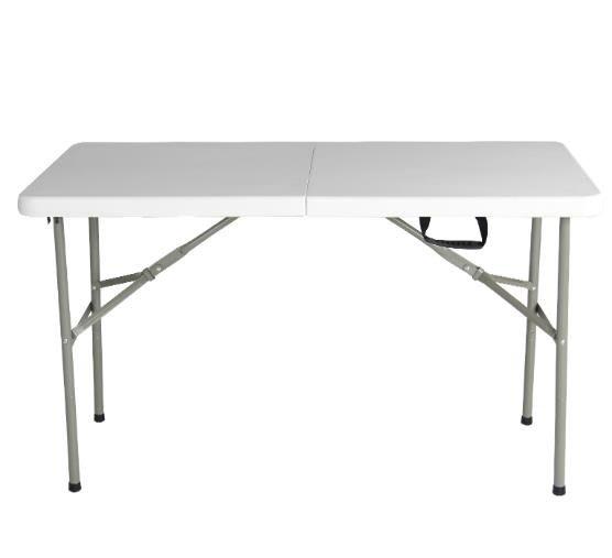 桌子折疊戶外簡易桌便攜式長方形擺攤簡約書桌長桌子桌椅家用餐桌igo