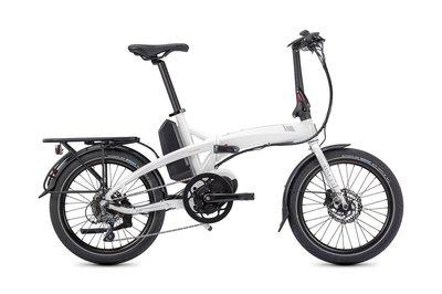 小哲居 2021年 tern Vektron D8 專利N向摺疊 8速電動輔助摺疊車 中置電機 體積更小 現貨供應