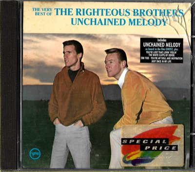 Righteous Brothers / UNCHAINED MELODY(刮傷)