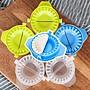 水餃模具【NT122】包餃子神器家用包水餃工具 餃子皮月牙形捏水餃模具包餃子器