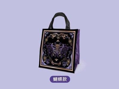 現貨 7-11 ANNA SUI x 三麗鷗 時尚聯萌集點 時尚托特手提袋 蝴蝶款