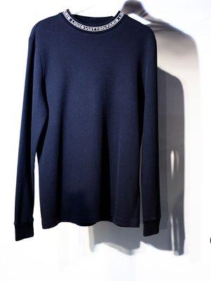 Louis vutton Paris Logo High collar long sleeve Tee(Black)LV 路易威登 長袖 高領