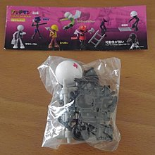 全新 - 扭蛋 Match Man 火柴人 救護員 (Small Toys)