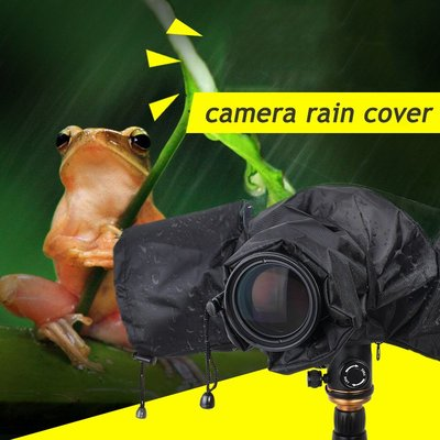 戀物星球 單反相機防雨罩攝影遮雨衣 f...