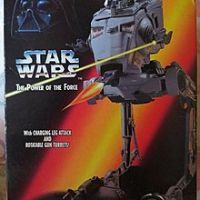 Kenner Star Wars The Power Of The Force 3.75吋 ( Imperial  AT-ST )只拆盒拍照