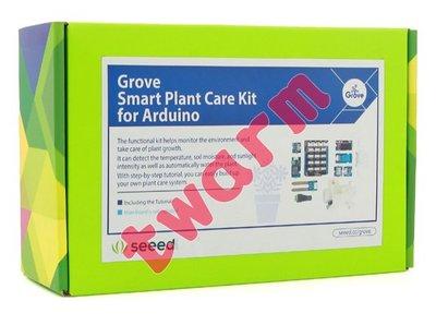 《德源科技》r)原廠 Grove Smart Plant Care Kit for Arduino 智慧植物照料套件