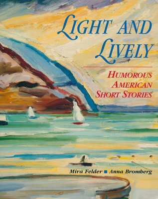 美國幽默短故事學英文Light and Lively《Humorous American Short Stories》
