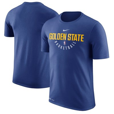 NBA金州勇士隊Golden State Warriors Nike Practice Performance 短袖T恤