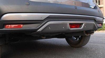 ~歐力車飾~日產 NISSAN 18-19年 KICKS 後下護板 下護板 後保桿 後保險桿 後包 不鏽鋼