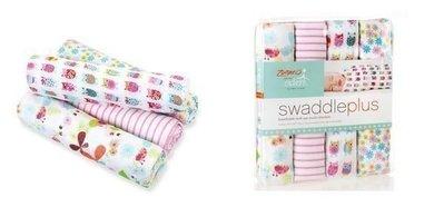 美國Aden+Anais 聯名設計Swaddle 4 Pack 經典童趣 嬰兒棉紗包*妮可寶貝*