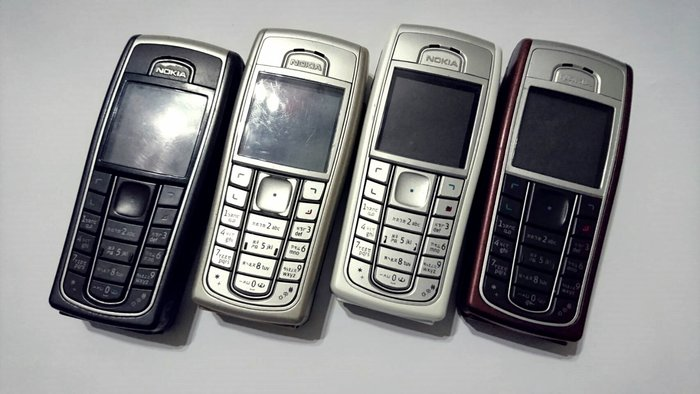 ☆1到6手機☆ NOKIA 6230 手機《附電池+全新旅充》備用機 所有功能正常 可超商取貨付款
