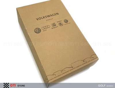 GTI688 - VW 原廠 New Tiguan 2.0T 用 引擎濾芯 空氣濾芯 空氣蕊
