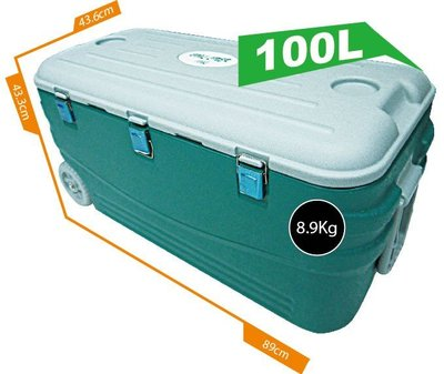 保冷王 COOL LINER 行動冰箱/休閒款冰箱(100L) /保溫箱/保鮮箱