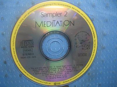 [無殼光碟]GK  Meditation Sampler, Vol. 2